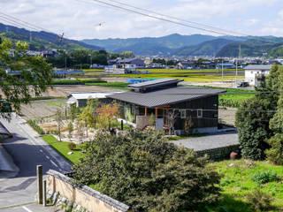 今治市の家 俯瞰: エムアイ.アーキテクトが手掛けた家です。