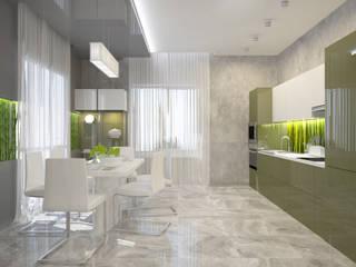 mysoul Tropical style kitchen