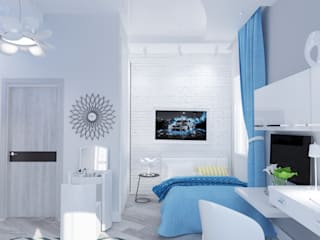 mysoul Industrial style nursery/kids room
