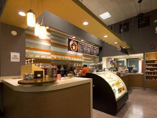 Snack Recesso Espacios comerciales de estilo moderno de Vulca Studio Moderno