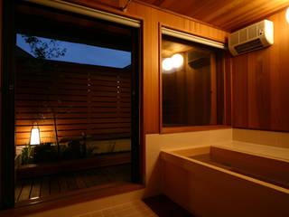 Phòng tắm by 有限会社 光設計