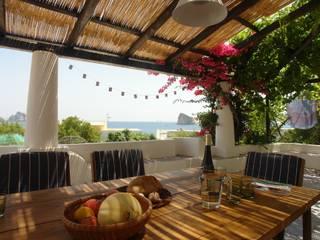 Studio di Architettura Manuela Zecca Balcones y terrazas de estilo mediterráneo
