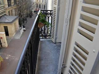 in stile  di Balcon Facile