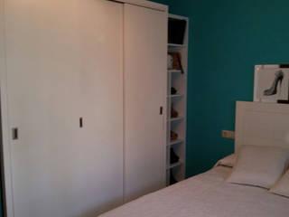 Habitación equipada con Muebles Montemayor de Muebles Montemayor, S.L. Moderno