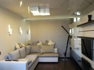 Living room by Дизайн - студия Пейковых, Minimalist