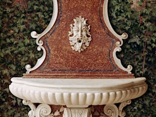 Spain Broccatello fountain CusenzaMarmi Garden Accessories & decoration