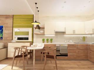 mysoul Cocinas de estilo minimalista
