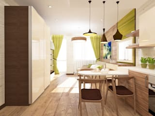 Minimalist kitchen by mysoul Minimalist