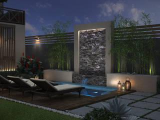 Terrace by Дизайн - студия Пейковых, Eclectic