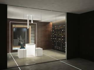 Wine cellar by Дизайн - студия Пейковых, Minimalist