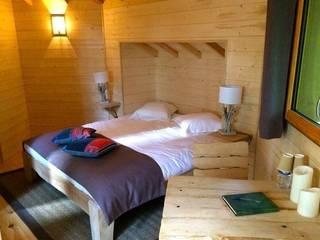 Uniek overnachten in een boomhut TreeGo Boomhut Bouwers Rustieke hotels