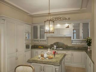 Kitchen by Дизайн - студия Пейковых, Classic
