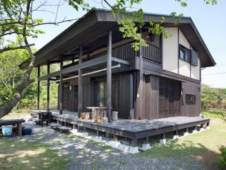Modern houses by 志賀建築設計室 Modern