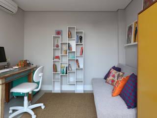 Study/office by MANDRIL ARQUITETURA E INTERIORES