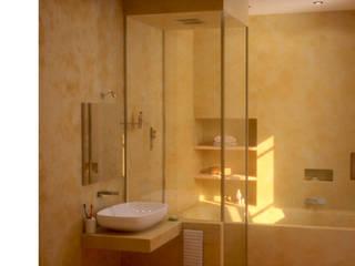 Borgo a Mozzano (LU) - IL bagno in Tadelakt: Bagno in stile  di Tadelakt keloe