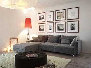 Beniamino Faliti Architetto: modern tarz , Modern