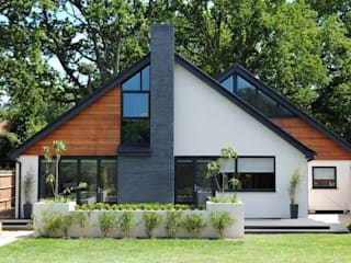 House in Chandlers Ford II LA Hally Architect Case moderne