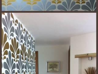 vinil papel tapiz:  de estilo  por Arándano Decoraciòn