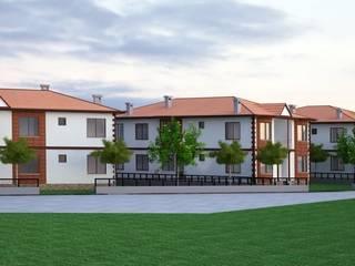 rustic  by EMG Mimarlik Muhendislik Proje Çanakkale 0 286 222 01 77, Rustic