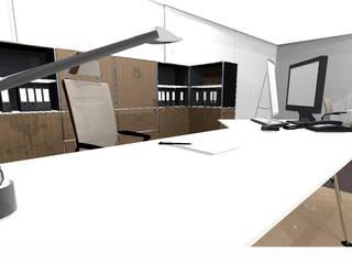 modern  by Bos in 't Veld Architecten, Modern