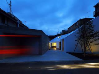 Maisons modernes par 株式会社廣田悟建築設計事務所 Moderne
