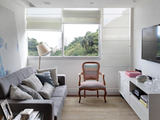 Living room by Estúdio Barino | Interiores
