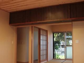 一の宮町の家: 一級建築士事務所 CAVOK Architectsが手掛けた現代のです。,モダン