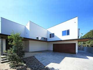 House-MHK: LiPS DESIGN/(有)フレックスが手掛けた家です。,