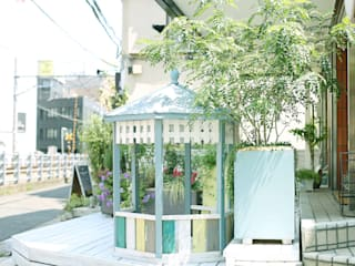 Ruang Komersial Gaya Eklektik Oleh SUNIHA UNIHA(サニハユニハ) Eklektik