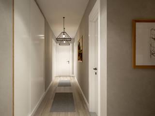 yücel partners – D&S Altaş Home:  tarz Koridor ve Hol
