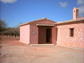 Mediterranean style house by mvcharquitectura Mediterranean