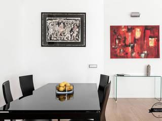 Paolo Fusco Photo Minimalist dining room