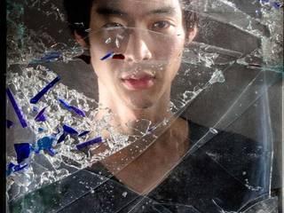 """Catacristalone """"Transparence"""":  de style  par Atelier B Hermitte"""
