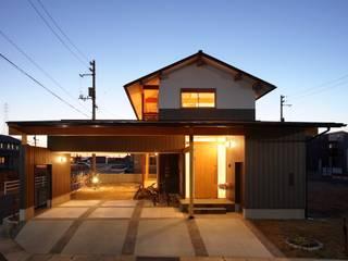 บ้านและที่อยู่อาศัย โดย 三宅和彦/ミヤケ設計事務所, เอเชียน