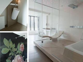 Pièces d'eau: Salle de bains de style  par ColletDesign