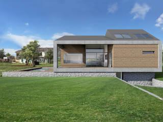 Neubau EFH Seltisberg Moderne Häuser von wohlgemuth & pafumi | architekten ag Modern