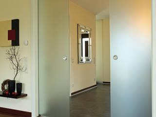 Projekty,  Drzwi szklane zaprojektowane przez FingerHaus GmbH