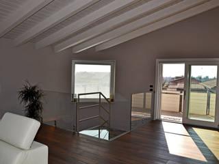 Residenza CD Studio Architettura Tre A Soggiorno moderno