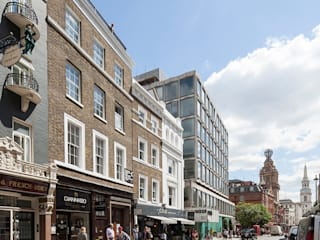 ST MARTIN'S LANE, COVENT GARDEN:  Houses by E2 Architecture + Interiors