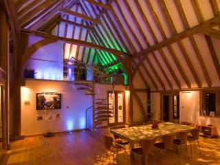 Denne Manor Barn Moderne Esszimmer von Lee Evans Partnership Modern