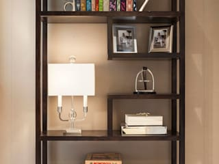 Maple Shelving Unit:   by Ligneous Designs