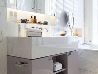 Vanity Unit par Ligneous Designs Moderne