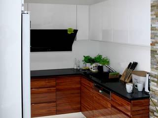 AS-MEB Cocinas de estilo moderno