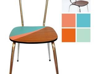 Chaise Dinette 1 - 29€:  de style  par Angèle Ethuin - Designer d'intérieur & Coloriste