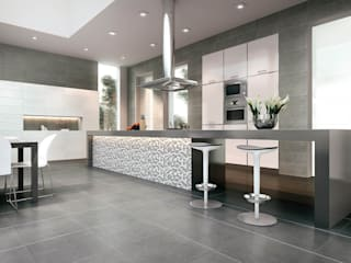 Modern kitchen by INTERAZULEJO Modern