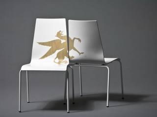 Garcia  (MAK Version - Österreichisches Museum für angewandte Kunst/Gegenwartskunst):   von MARTIN MOSTBÖCK