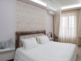 Classic style bedroom by Cameleon Interiors Classic
