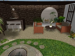 Zen Ambient:  tarz Bahçe