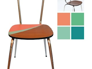 Chaise Dinette 2 - 29€:  de style  par Angèle Ethuin - Designer d'intérieur & Coloriste