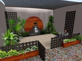 Zen Ambient Rustik Bahçe
